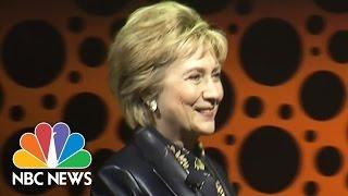 Hillary Clinton On Women