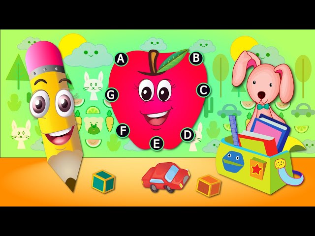 Colours preschool learning kids videos | preschool learning videos | early learning colours videos