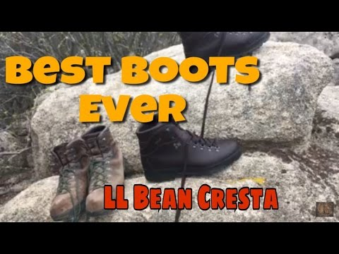 c18093bb146 Best Boots Ever - LL Bean Gore-Tex Cresta