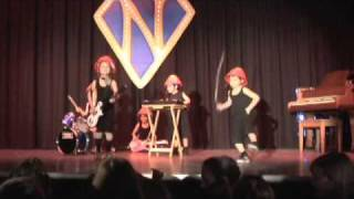 really funny talent show 09 night 2 whip it devo
