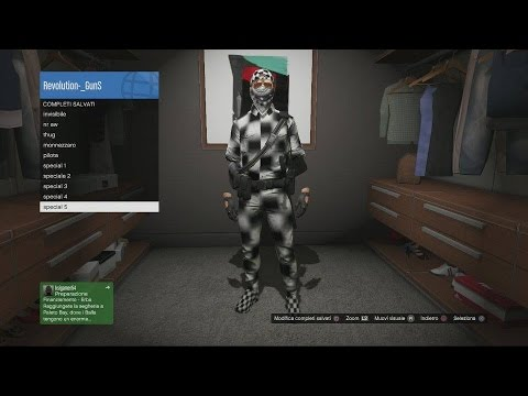 50 EXAMPLES OF MODDED OUTFITS FOR GTA 5 ONLINE - YouTube