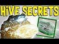 Destiny 2 - NEW TAKEN HIVE GOD & TAKEN RAID! Hive Secrets, Oryx Replaced By Savathun