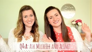 Q&A With Michelle and Aline! March 2014 Thumbnail