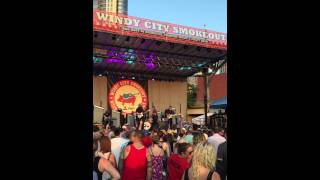 Might As Well Get Stoned - Chris Stapleton @ Windy City Smokeout 7/12/15