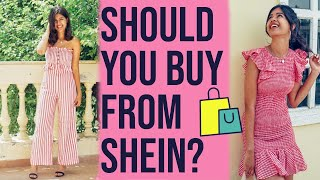 I Wore Clothes from SHEIN.COM For a Week | Sejal Kumar