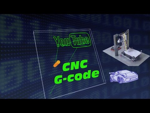 How to operate CNC Machine and make G Code