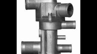 Замена термостата ВАЗ2109 на термостат 2110