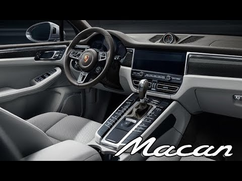 2019 Porsche Macan Interior Youtube