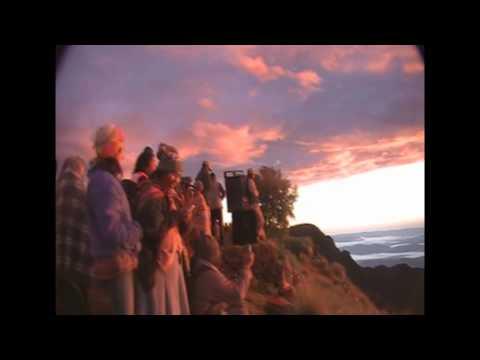 Chaskana Travel Winter Solstice Sunrise Spectacular, Tres Cruces, Paucartambo, Cusco, Peru