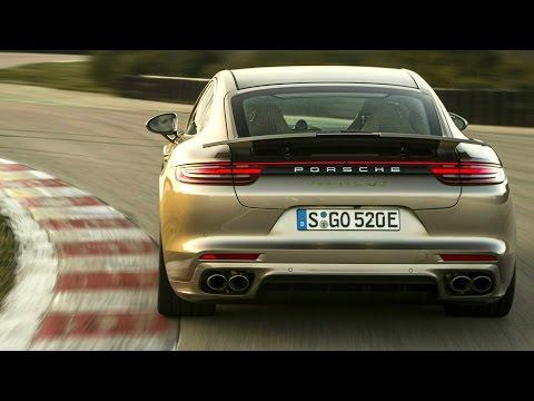 2017 Porsche Panamera Turbo S E-Hybrid - 0-100 km/h in 3.4 sec. (680 hp, 850 Nm)