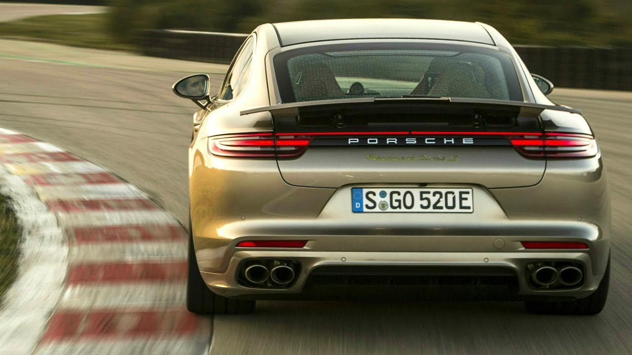 2017 Porsche Panamera Turbo S E Hybrid 0 200 Km H Acceleration And Exhaust Sound