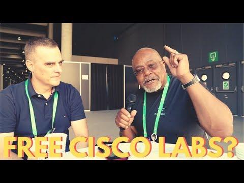 Free Cisco Labs! DCloud Steve Tells Us About Dcloud.cisco.com - Free Cisco Equipment!