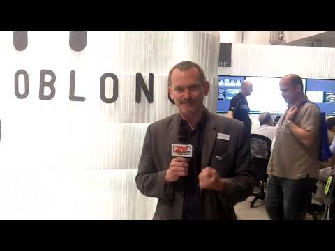 InfoComm 2014: Oblong Details UIs and Machine Interfaces