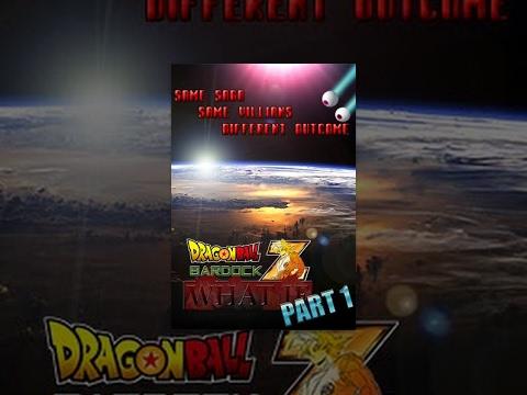 Dragon Ball Z Bardock What if Part 1