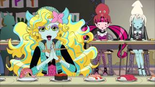 世界中で大人気!「モンスター・ハイ」の日本描き起こしアニメ!! あれ...