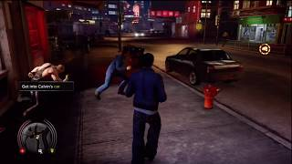 Sleeping Dogs - Random Free Roam in the streets of Hong Kong (Man Around Town Achievement)