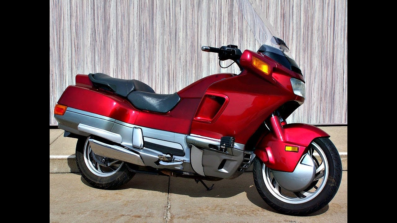 Honda Pacific Coast >> Sold 1990 Honda Pacific Coast Pc800