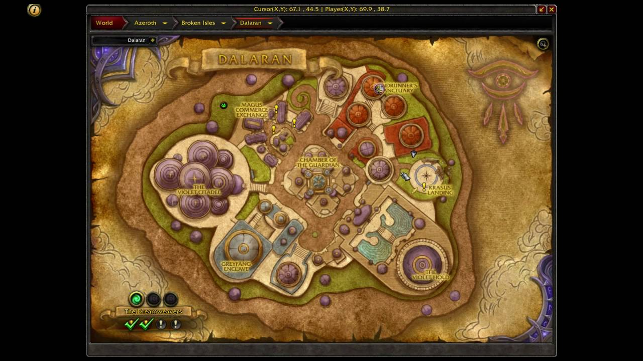 Where is cooking trainer in dalaran wow legion horde youtube where is cooking trainer in dalaran wow legion horde forumfinder Images