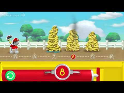 Paw Patrol Game Corn Roast Catastrophie   Nick JR English Cartoon   Paw Patrol Full Episodes 19