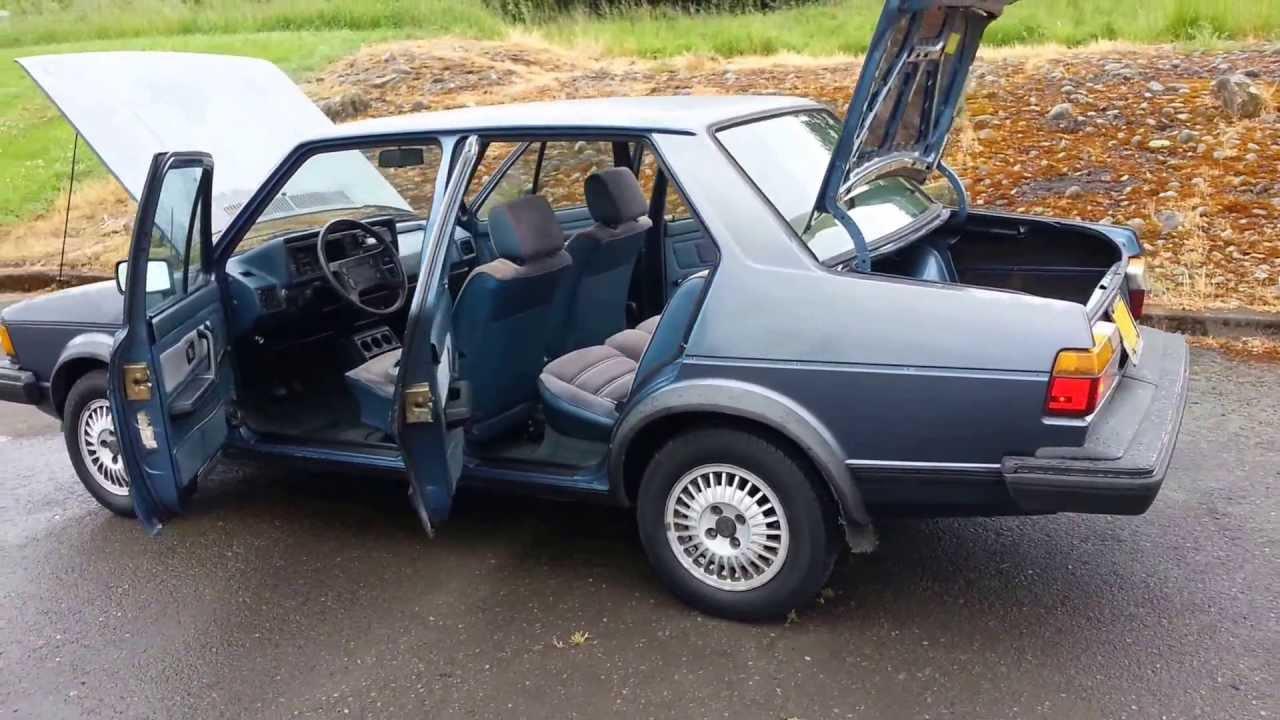 1984 Vw Jetta Gli >> 1984 VW Jetta GL Turbo Diesel, New Motor - YouTube