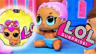 LOL Surprise, Распаковка сюрпризов LOL, LOL Куклы