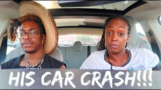 My Son's Car Accident | The TRUTH about Esurance and Lyft Insurance: They SUCK!