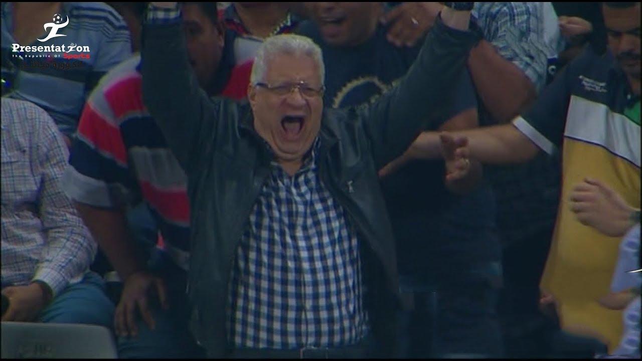 ركلات ترجيح الزمالك vs سموحة | 5 - 4 نهائي كأس مصر 2017 - 2018 ( تعليق مدحت شلبي )