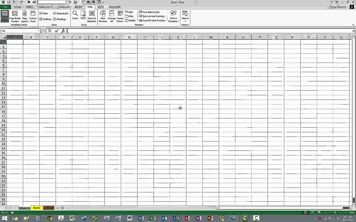 An Easy Excel Macro To Insert Custom Print Headers and Footers
