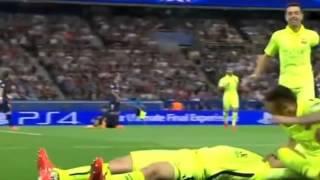 ПСЖ   Барселона 1 3   1 4 Лиги Чемпионов   15 04 15