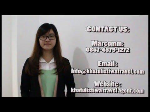Masscomm Broadcasting Binus - Company Profile Video of Khatulistiwa Travel Agent