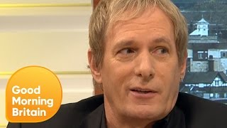 Michael Bolton Talks About Filming the Viral Lonely Island Hit 'Jack Sparrow' | Good Morning Britain