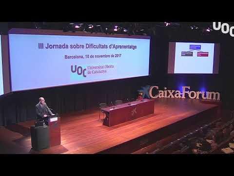 III Jornada sobre Dificultats d'aprenentatge. Juan Cruz