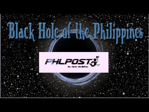 Philippines Expat Experience: PHILPOST- The Black Hole of the Philippines