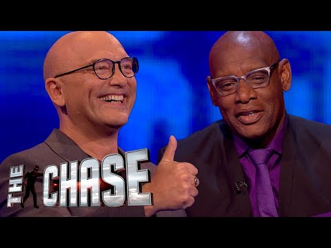 Wallace Vs. Wallace, The Dark Destroyer Meets Greg Wallace | The Celebrity Chase