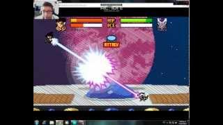 Especial 10 SUBS- Dragon Ball Z Devolution Parte 1