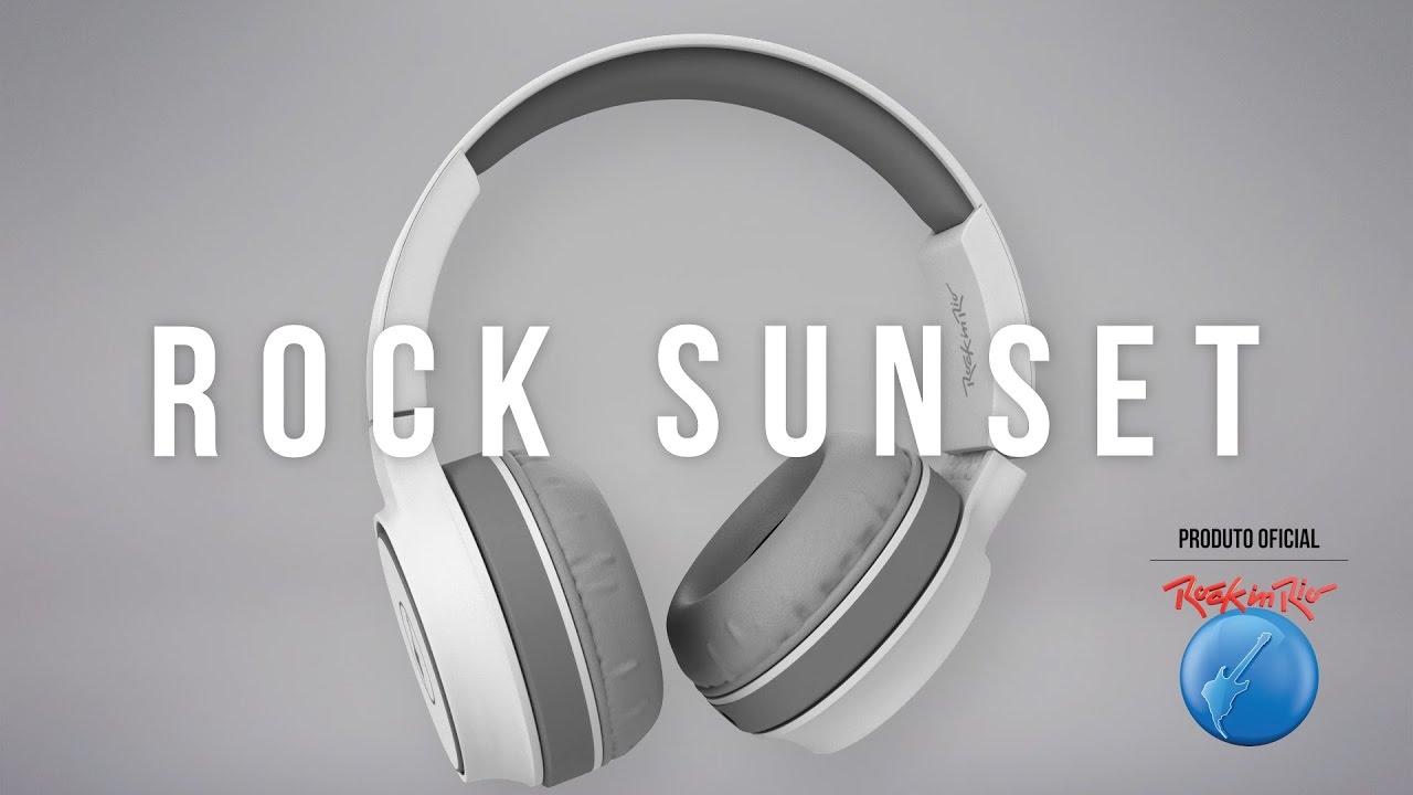 27ef0ee3dae Headphone Rock in Rio - Rock Sunset - YouTube
