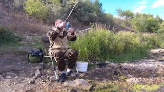 Рыбалка Ловля леща на реке Прикормка На что лучше ловить леща