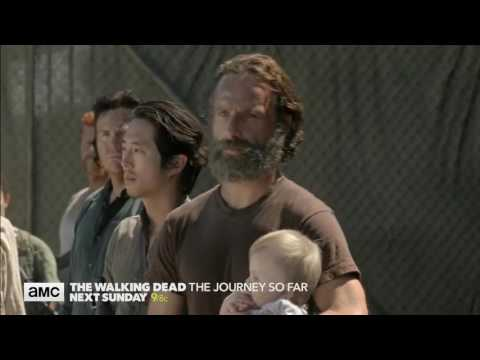 The Walking Dead 'The Journey So Far Special' Promo