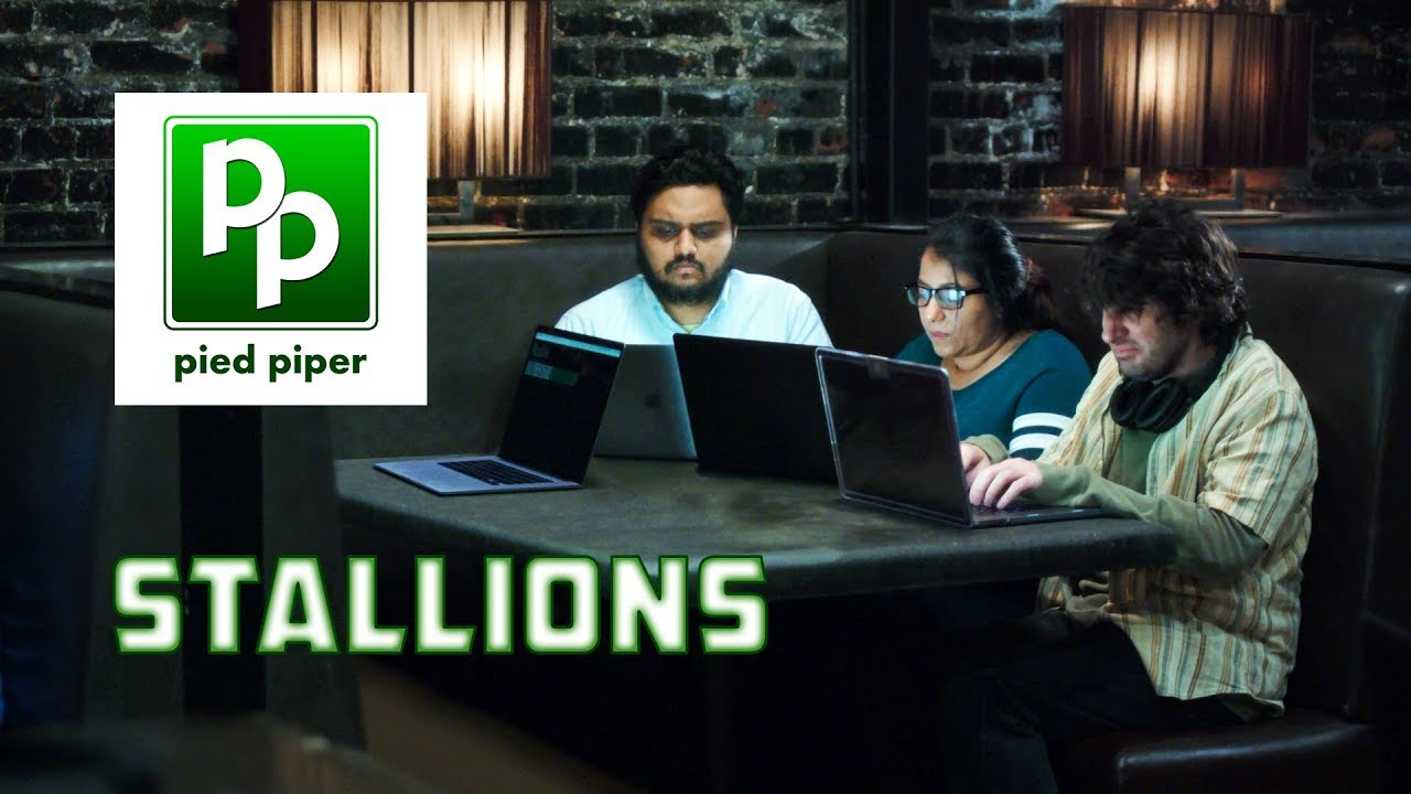 Stallions of Pied Piper  Silicon Valley  YouTube