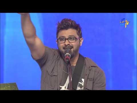 Charuseela Song   Yazin Nizar, Performance   Super Masti  Kurnool 5th February 2017   ETV Telugu