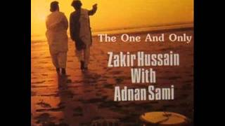 Adnan Sami & Zakir Hussain -- Raag Bageshri -- Live