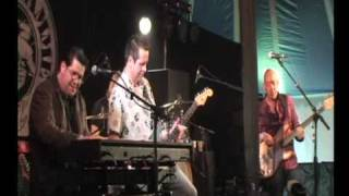 The Veldman Brothers at Kwadendamme 2010 - Let me love you Baby.wmv