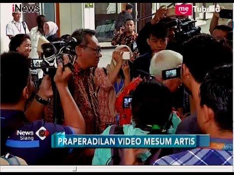 Praperadilan Video Mesum, Luna Maya Dan Cut Tari Optimis Hakim Kabulkan Gugatan - INews Siang 07/08