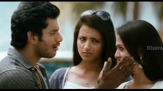 Andham Andham Video Song    Vetadu Ventadu Full Songs    Vishal, Trisha, Yuvan Shankar Raja
