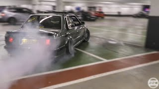 BEST OF Street Drifting & BURNOUTS 2019!