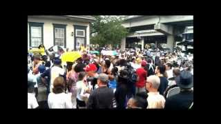 "(FINAL) Jazz Funeral Procession for ""Uncle"" Lionel Batiste- @NolaUNPLUGGED"