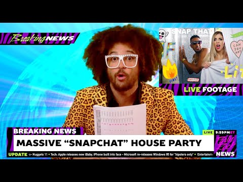 F•A•M•E – Snap That feat. Redfoo of LMFAO (Official Music Video FAME) ?
