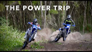 Download THE POWER TRIP - 2021 Yamaha WR450F / 250F