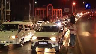 لليوم الرابع على التوالي الاحتجاجات مستمرة في كافة محافظات المملكة - (4-6-2018)