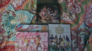 #6 Kpop Haul | Girl Group Albums (AOA & Oh My Girl)